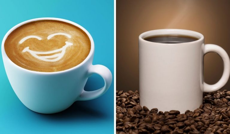 Coffee Cup vs. Mug