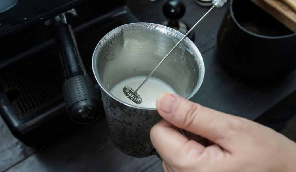 Compact Wand Frother