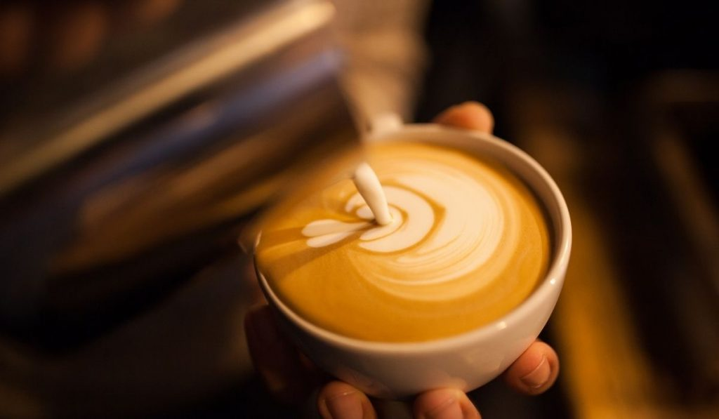Milk for Latte Art